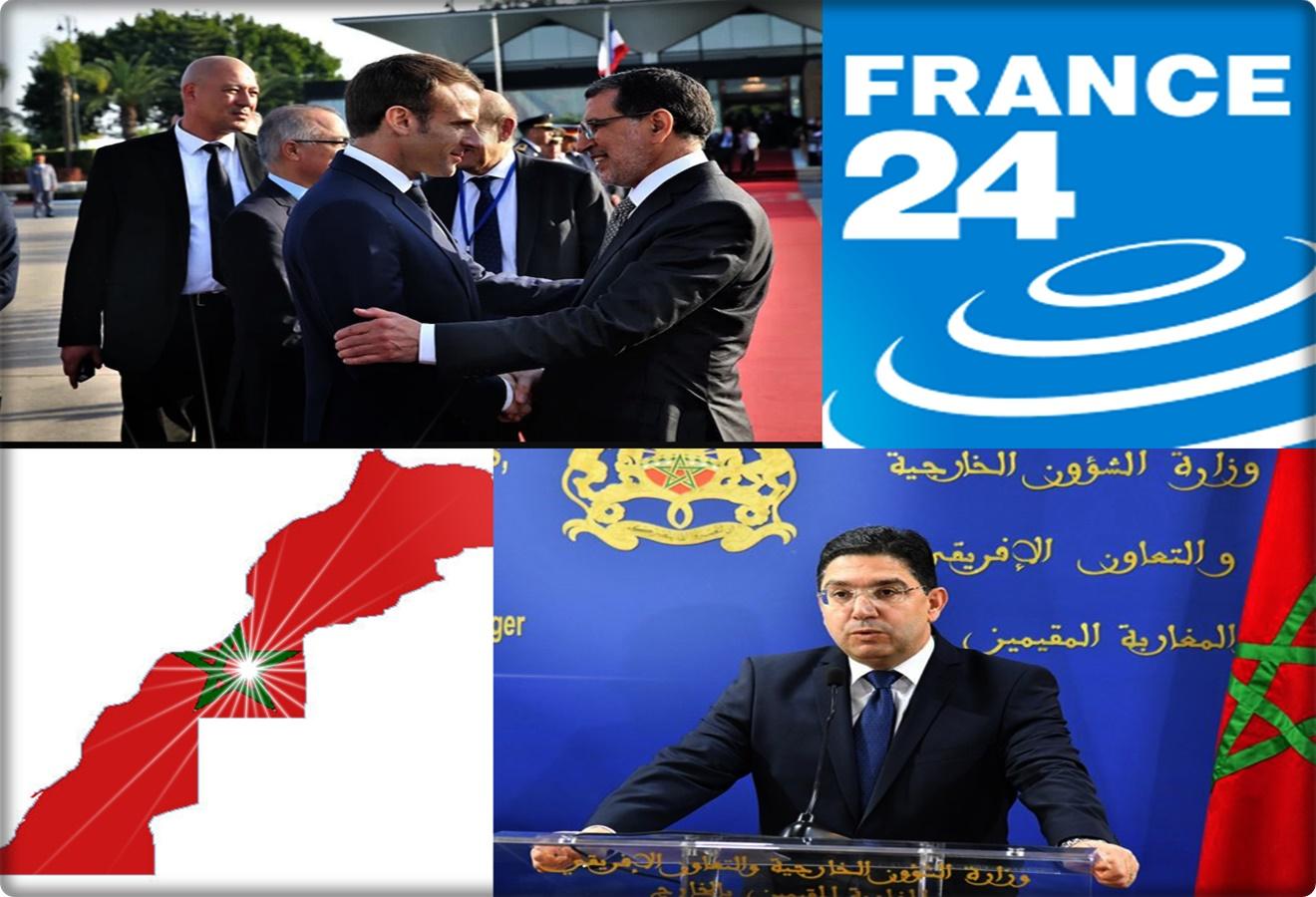 فرانس 24 و الحربائية السياسية ..!  بقلم : عبد القادر العفسي