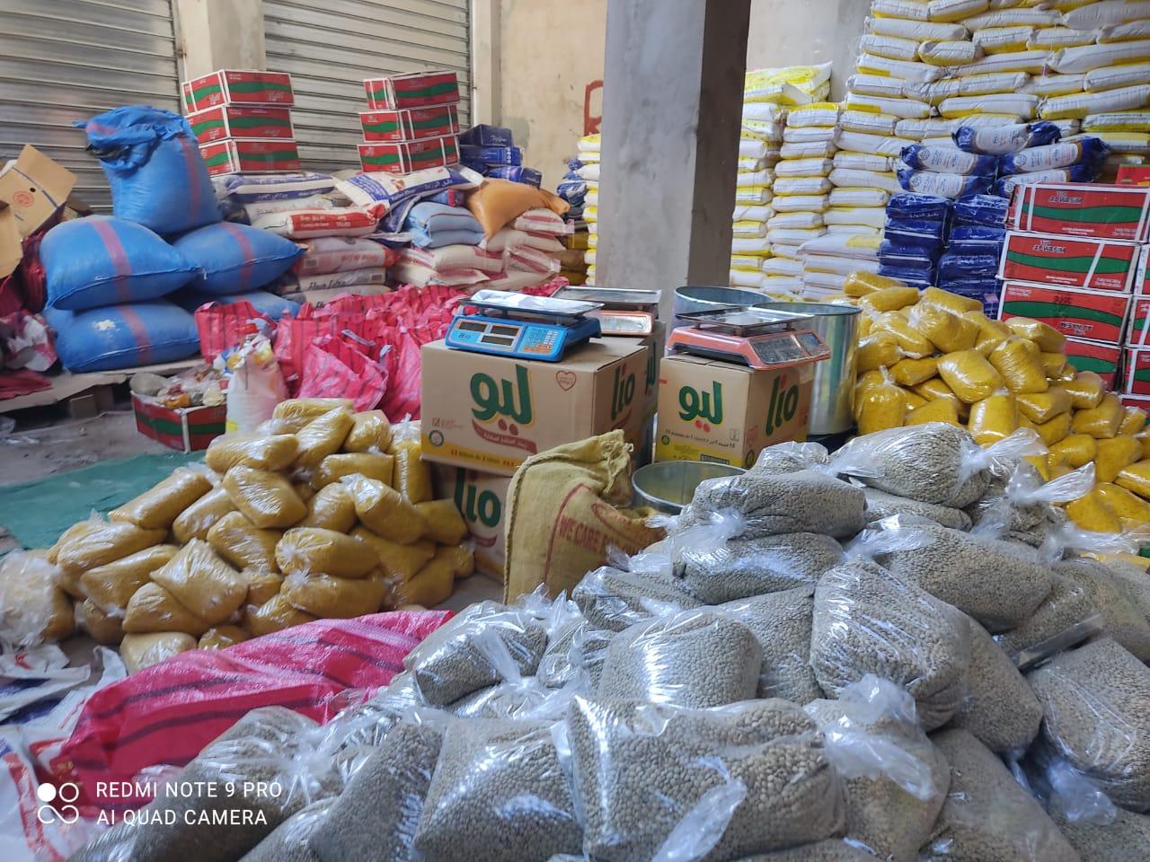 مبادرة تضامنية.. أحد المحسنين بسيدي بنور يُوزع ازيد من 22 طن من المواد الغدائية على 1000 عائلة معوزة