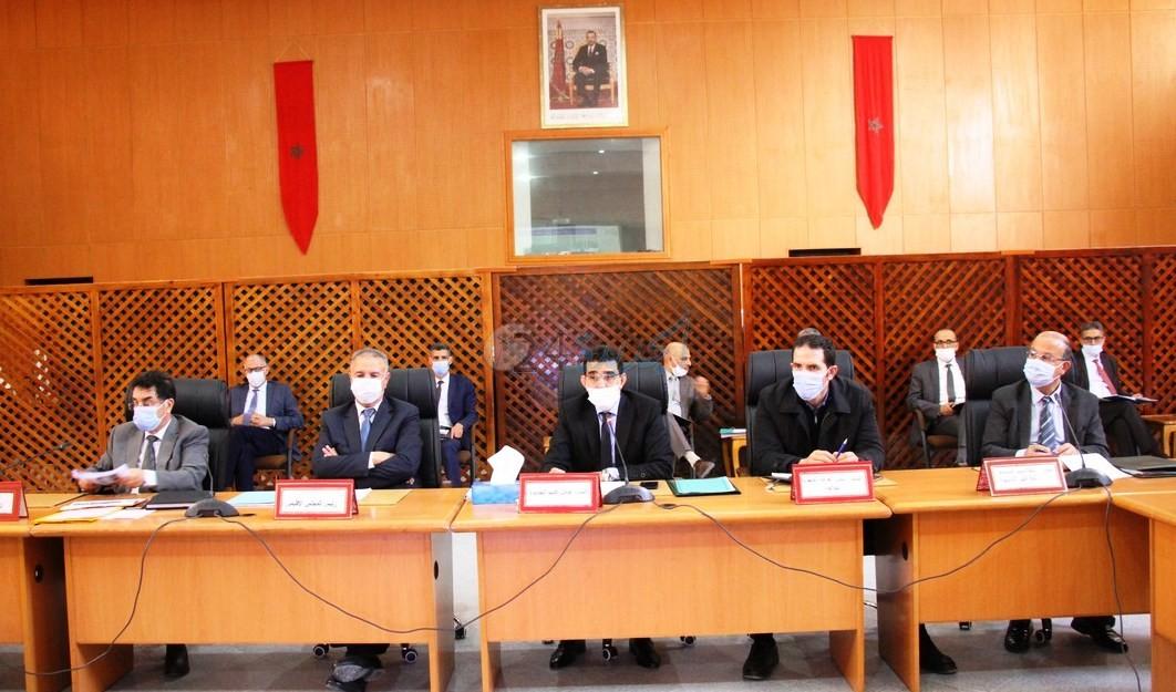 اجتماع اللجنة التقنية الإقليمية بعمالة الجديدة خصص لقطاع الفلاحة