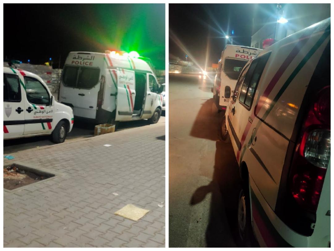 السلطات المحلية بازمور توقف عشرات المخالفين لقرار الإغلاق الليلي للمقاهي