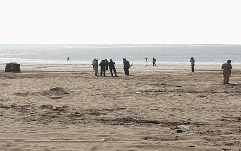 مياه المحيط الأطلسي تلفظ كميات كبيرة من المخدرات قرب أولاد غانم بإقليم الجديدة