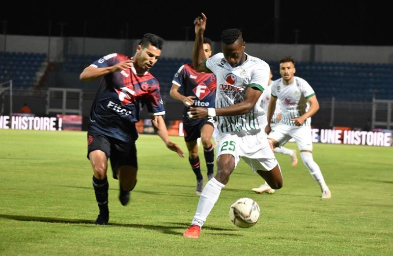 أولمبيك آسفي يوقف انتفاضة الدفاع الحسني الجديدي في البطولة الاحترافية