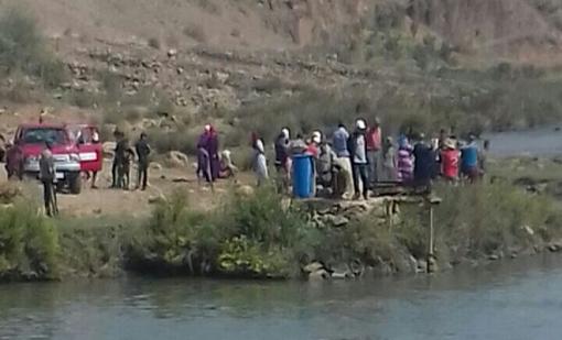 وفاة شاب غرقا في وادي أم الربيع بمنطقة امهيولة قرب آزمور
