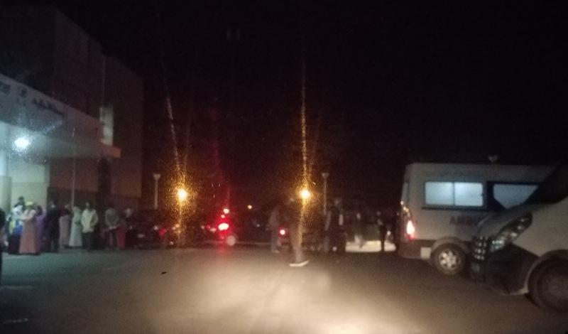 ظلام حالك بمستشفى محمد الخامس الإقليمي بالجديدة في عز الطوارئ الصحية