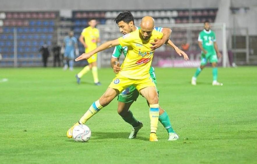 نهضة الزمامرة يهدر نقط الفوز أمام شباب المحمدية في آخر أنفاس المباراة