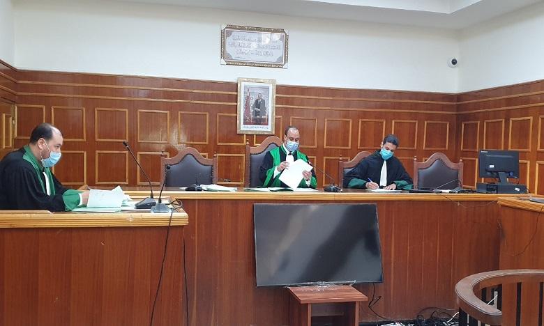 محكمة جرائم الاموال تؤخر النظر في ملف الرئيس السابق لجماعة الجديدة ''التومي ومن معه'' إلى غاية الشهر المقبل