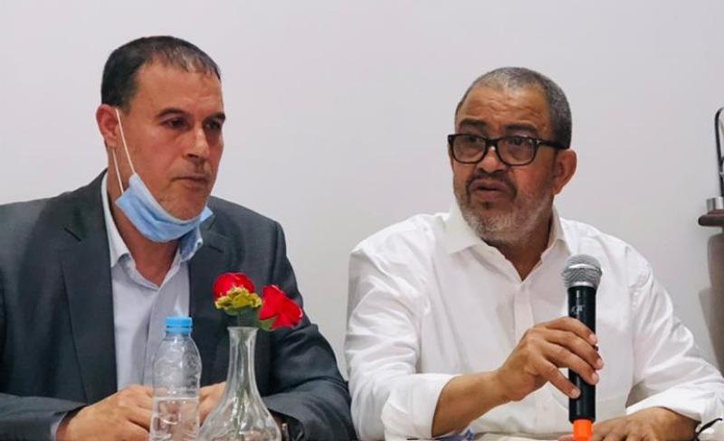 انتخاب المهندس خليل برزوق كاتبا إقليميا لحزب النهضة والفضيلة بالجديدة