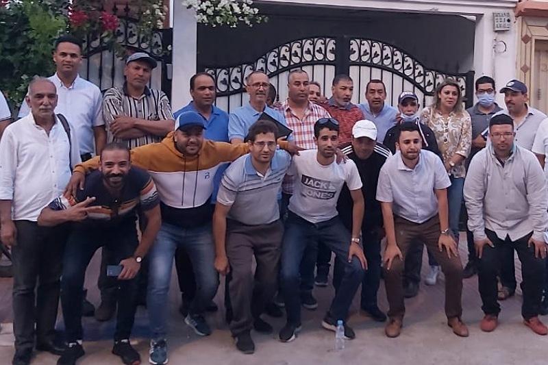 انتخاب عبد اللطيف بلعطارية كاتبا للفرع المحلي لحزب التقدم والاشتراكية بالجديدة