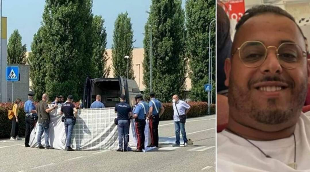 ايطاليا : سائق شاحنة يدهس عمدا شابا مغربيا ينحدر من الجديدة ويرديه قتلا