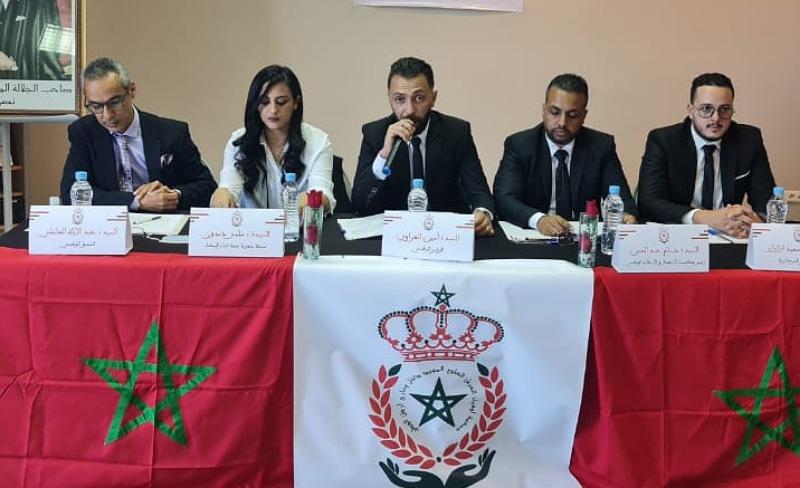 الجديدة: تزكية عادل الصمود رئيسا للفرع الإقليمي لجمعية اوفياء العرش العلوي المجيد