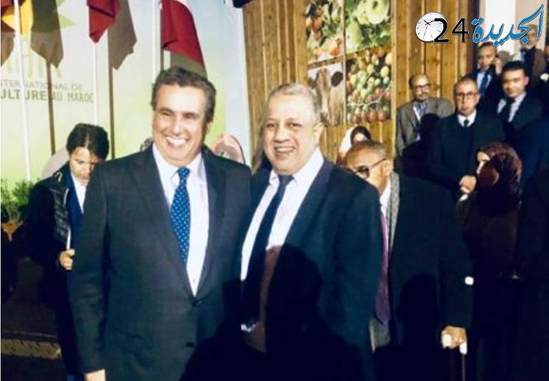 التجمع الوطني للأحرار يرشح عبد الإله لفحل لانتخابات الغرفة الفلاحية بجماعة اثنين هشتوكة