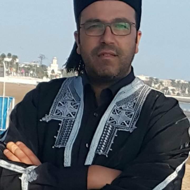 تعزية في وفاة خليل بوغركة صهر الزميل الصحفي أحمد سكاب