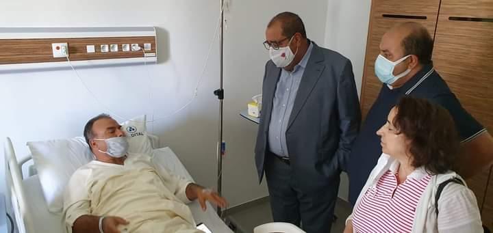 حزب الاتحاد الاشتراكي يدين الاعتداء الذي تعرض له البرلماني ميلود سقوقع بمدينة البئر الجديد