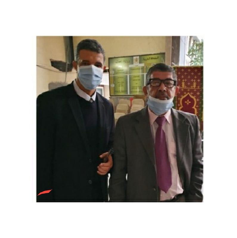 تعزية في وفاة والدة نقيب هيئة المحامين بالجديدة عبد الكبير مكار