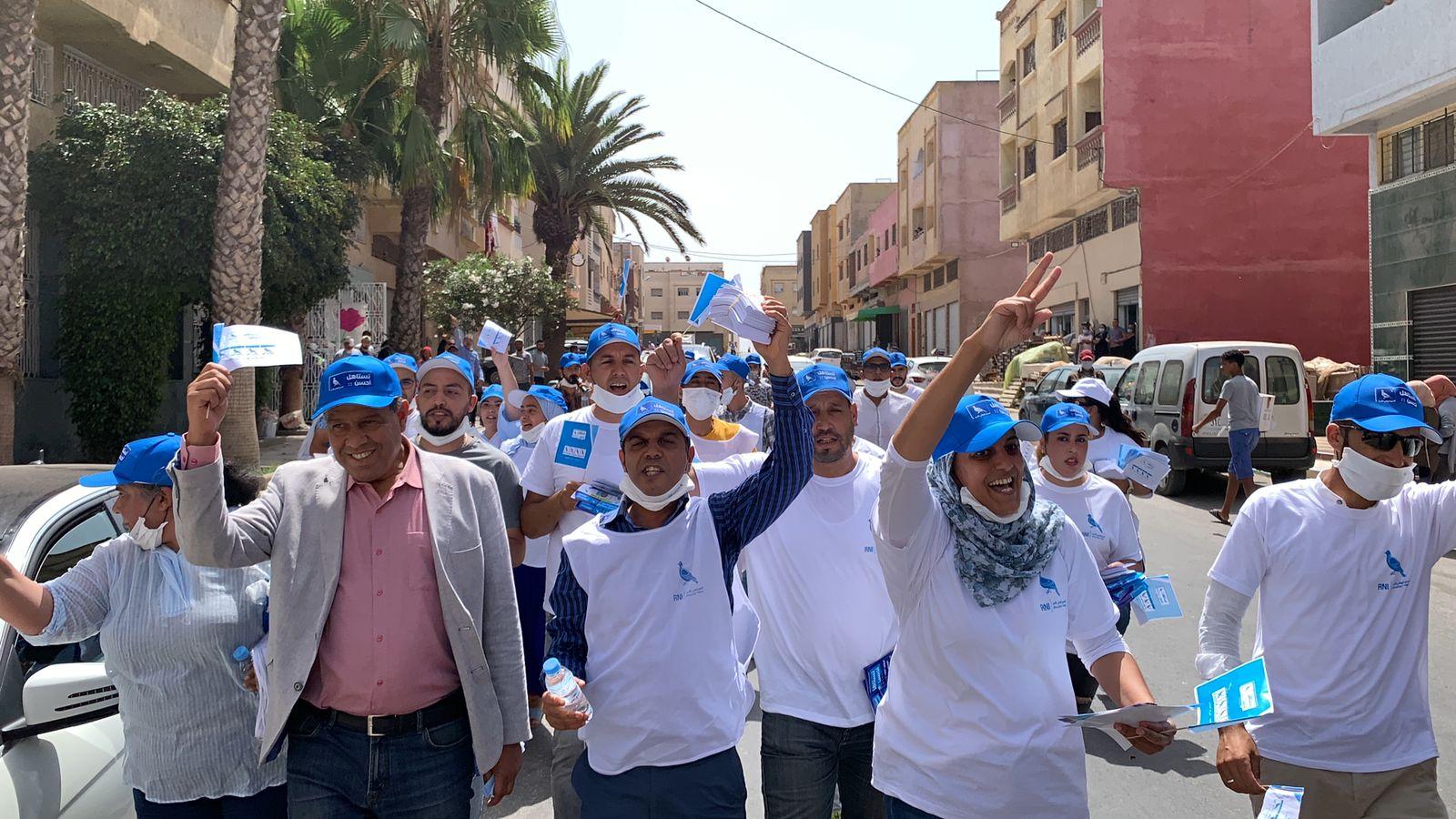 التنسيقية الإقليمية للأحرار بالجديدة تنفي وجود أي حالة اعتقال في صفوف مرشحيها بمدينة البئر الجديد
