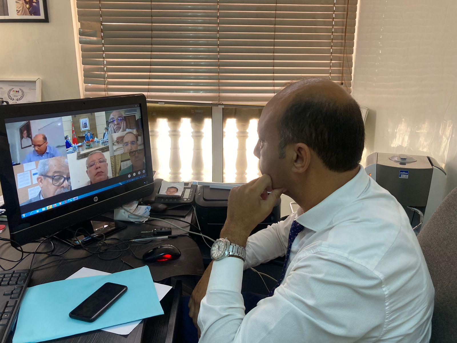 وزير التعليم يجتمع بممثلي المدارس الخاصة بالمغرب واتفاق على تمديد الموسم الدراسي إلى غاية شهر يوليوز 2022