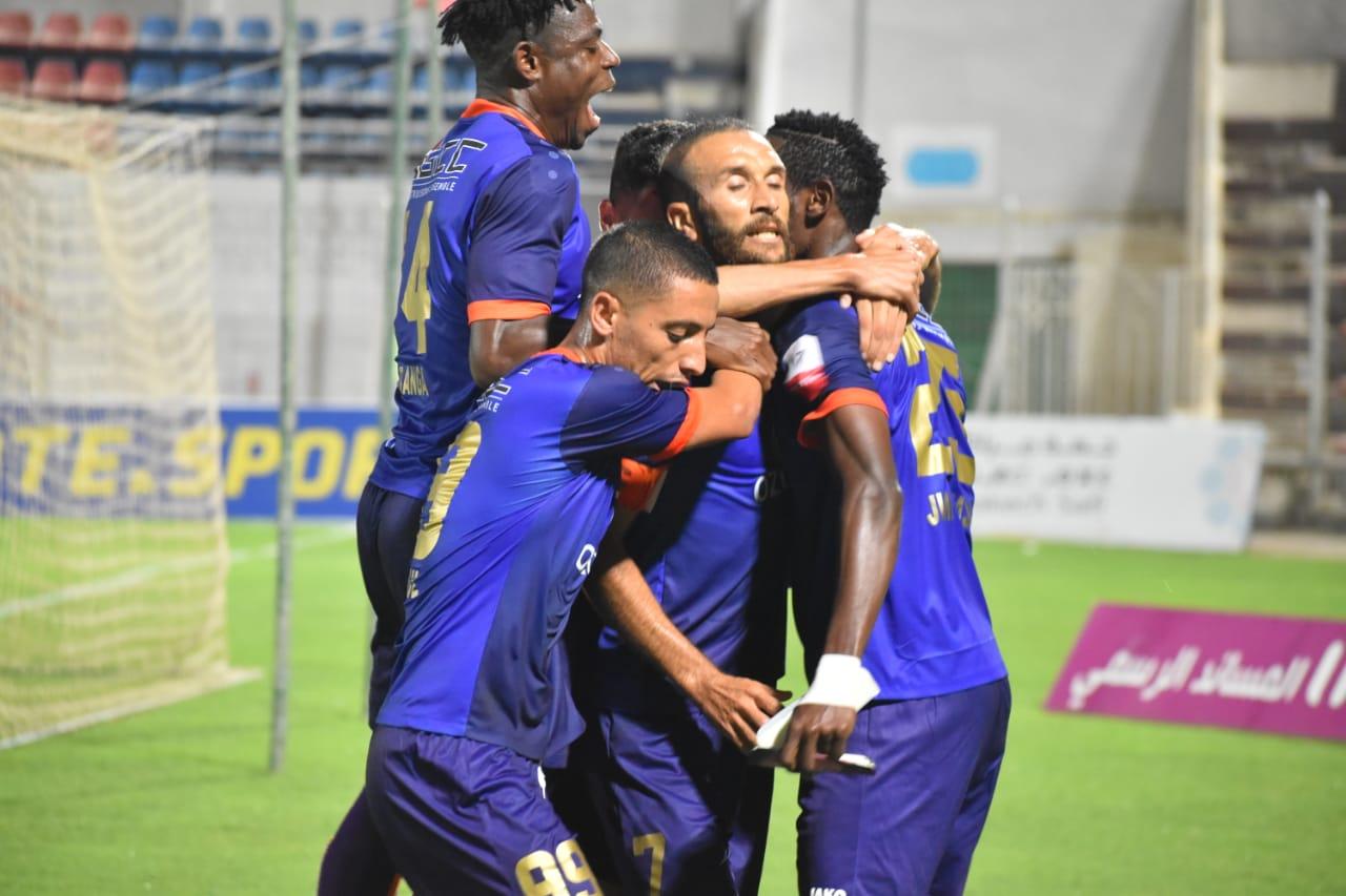 الدفاع الحسني الجديدي يفتتح بطولة هذا الموسم بفوز على حساب أولمبيك آسفي