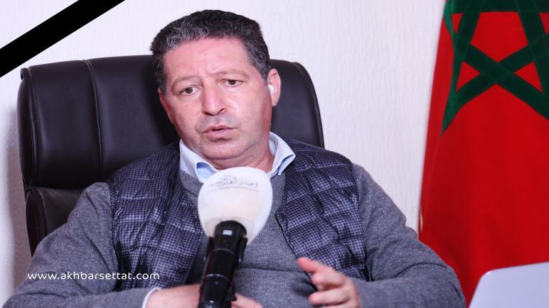 وفاة المرشح الأول لرئاسة جهة البيضاء سطات التجمعي ياسين الداودي في حادثة سير