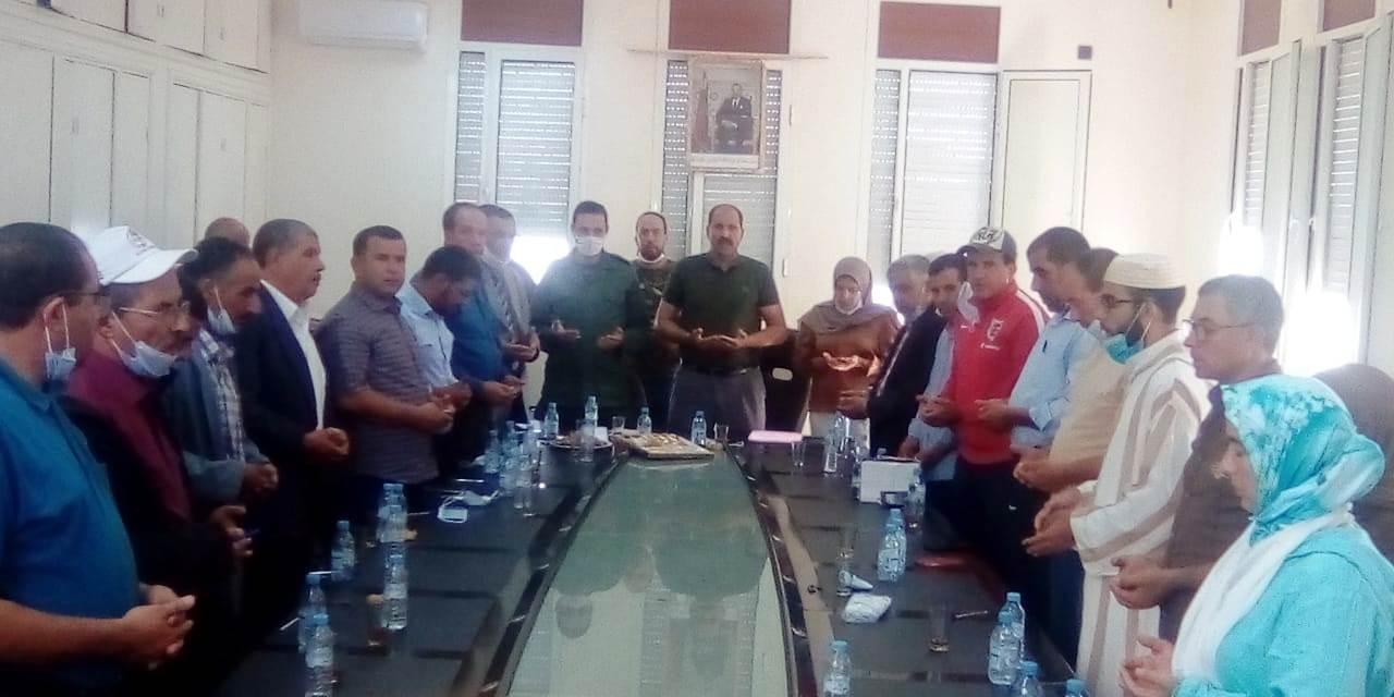 انتخاب بوشعيب بردان رئيسا جديدا لجماعة الغربية باقليم سيدي بنور لولاية رابعة