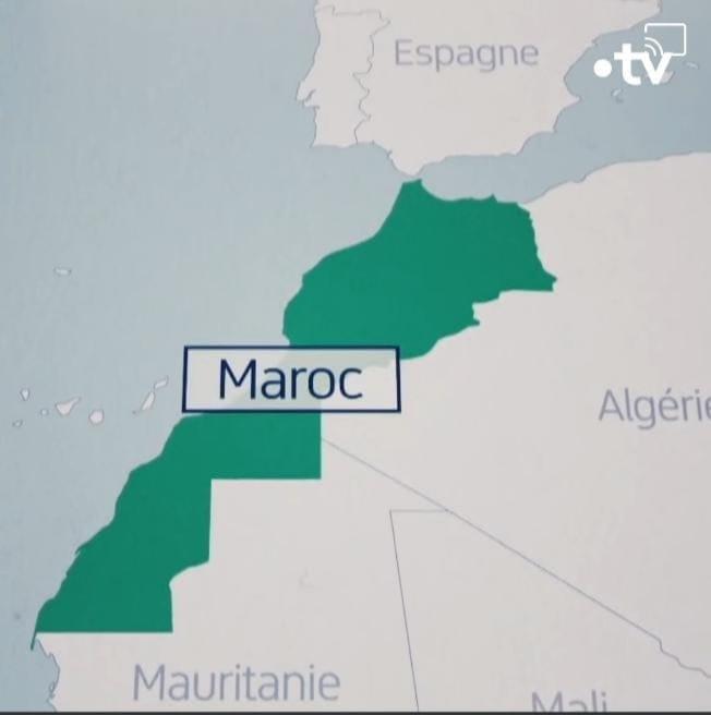 فرنسا تعترف ب ''مغربية الصحراء وبأن المغرب في صحرائه والصحراء في مغربها''