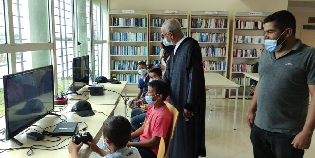مديرية الثقافة بالجديدة تدشن دخولها الثقافي من المكتبات العمومية
