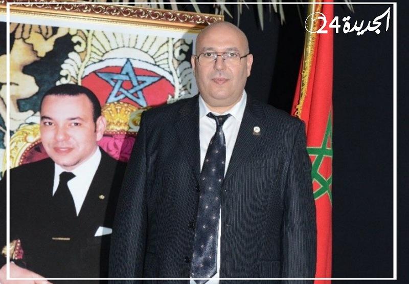 انتخاب الاستقلالي محمد أبو النور  رئيسا لجماعة سيدي احساين بن عبد الرحمان (بير ببوش) لولاية ثانية