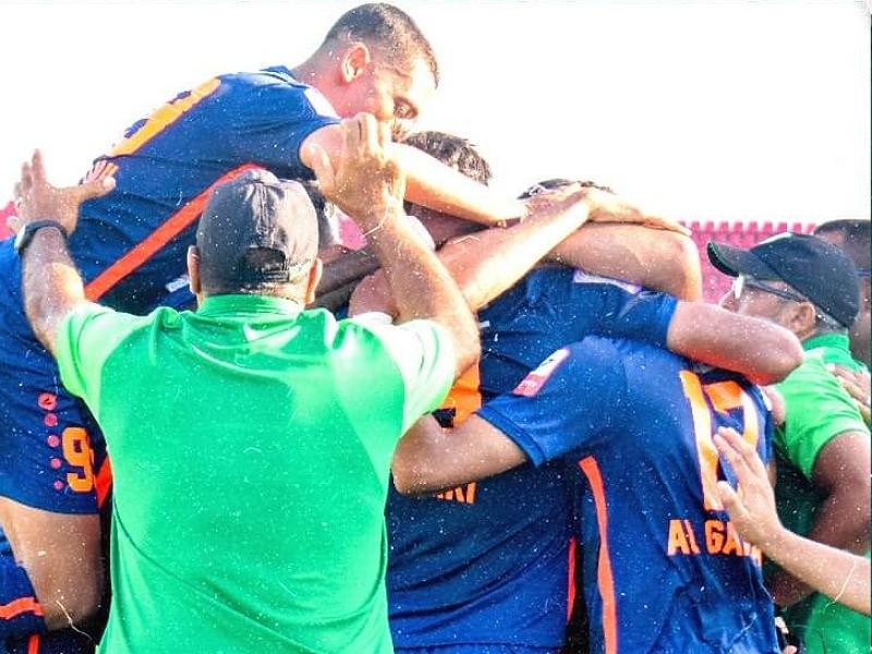 الدفاع الحسني الجديدي يحقق انتصاره الثالث على حساب شباب المحمدية