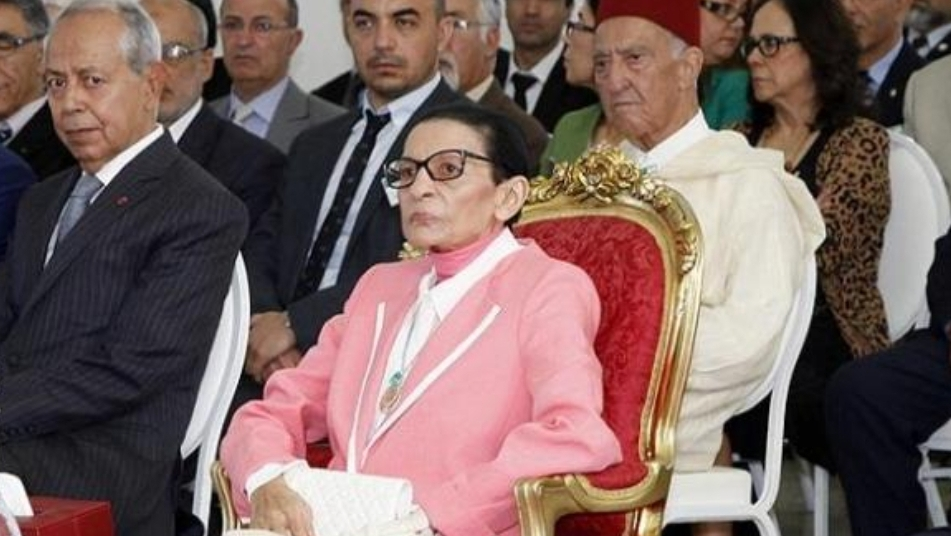 عمة الملك محمد السادس الأميرة لالة مليكة في ذمة الله