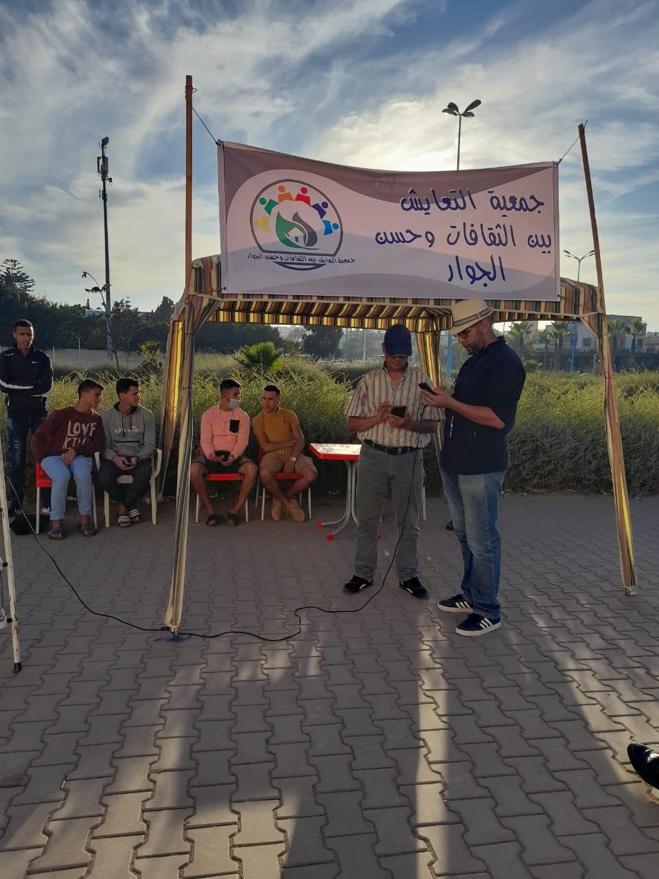 جمعية ''المحبة'' لساكنة حي العالية بالجديدة تعقد جمعهما العادي وتجدد مكتبها المسير