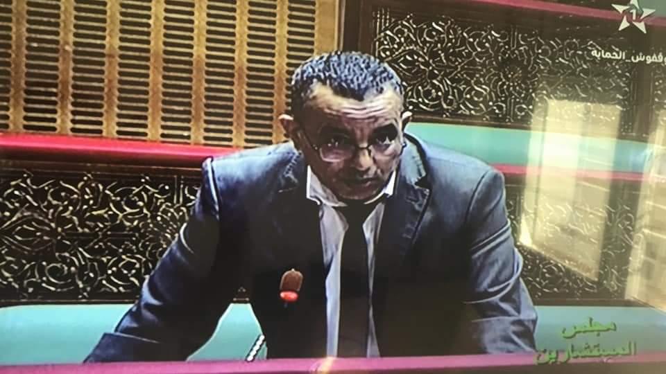 المستشار البرلماني لحسن نازيهي يسائل وزير الفلاحة حول الصعوبات والاكراهات التي تعترض الفلاحين الصغار والمتوسطين